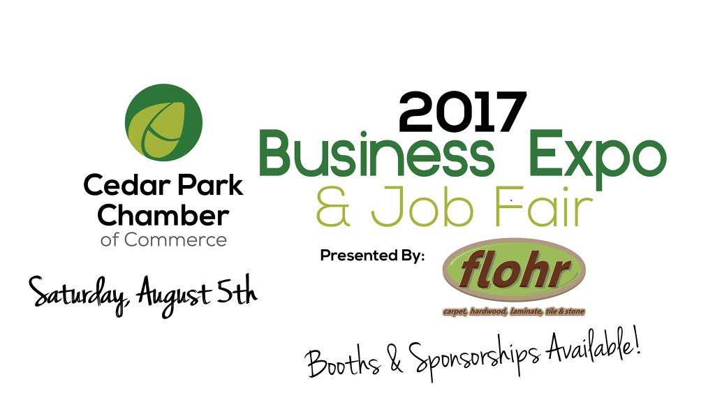 Cedar Park Chamber Expo and Job Fair