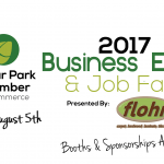 2017 Cedar Park Chamber Business Expo and Job Fair
