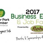 2017 Cedar Park Chamber Business Expo and Job Fair