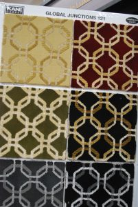 Carpeting by Kane - Geometric Options