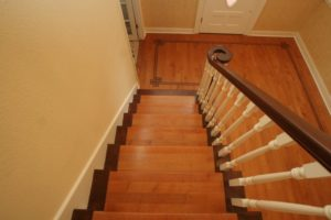Unique Hardwood Flooring Design