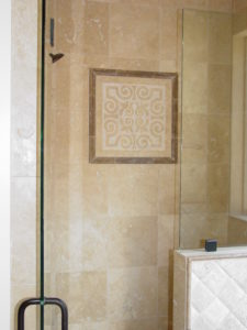 Ceramic Tile Bathroom Grout